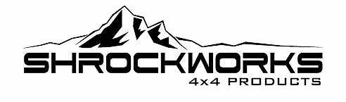 shrockworks 4x4 products